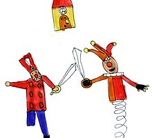 Tin Soldier vs Jack-In-The-Box by Fotis