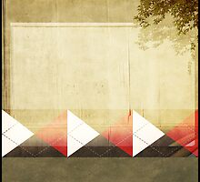 Argyle Wall by Paul Vanzella