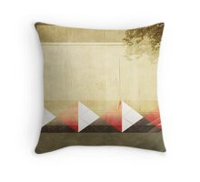 Argyle Wall Throw Pillow