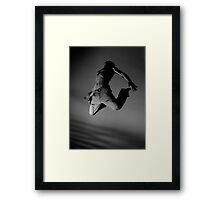 Air me  Framed Print
