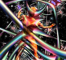 Space Time 180 by Karl Eschenbach