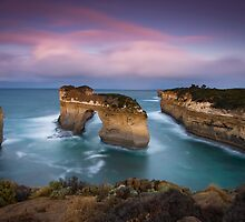 Sights off the Great Ocean Road by Alistair Wilson