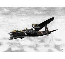 Short Stirling Photographic Print
