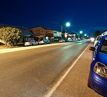 Morpeth Street at Night by gizArt