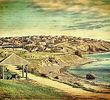 Hallett Cove by Julia  Thomas