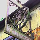 OLD BLACKSMITHS SIGN by gothgirl