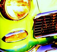 Heavy Chevy Headlight by rtographsbyrolf