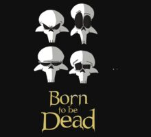 Born to be Dead- Faces by Amit Tishler