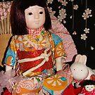 Ichimatsu Doll  by Linda Scott