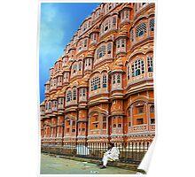 Hawa Mahal, Jaipur Poster
