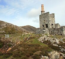 Allihies copper mines by John Quinn