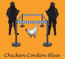 Chicken Cordon Blue by Malkman