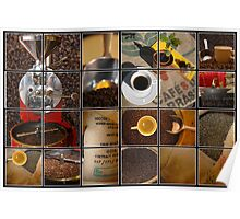 coffee impressions Poster