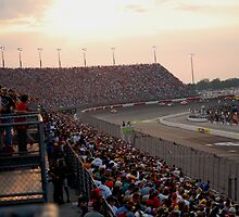 Darlington International Speedway by ClickLikeWhat