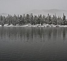 Echo Lake 2 by Paul Gana