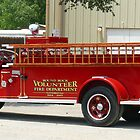 Round Rock Volunteer Fire Department Engine 7 by garytx
