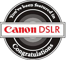 Banner for Canon DSLR by Damien Pearse