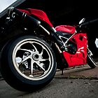 Ducati 1198S  by Hien Nguyen