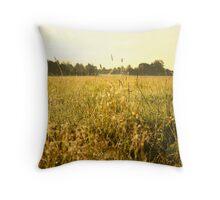 Field Throw Pillow