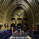 Utrecht - Main Post Office by theBFG