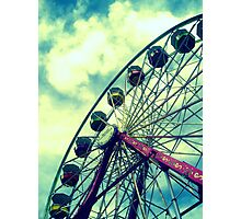 Ride in the Sky Photographic Print