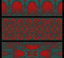 Sodenay Wall Motifs by owlspook