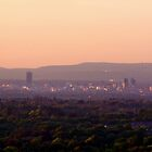 sundown for manchester by Dale North Photography