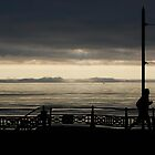Fog Bank off Hove by IanHuxtable