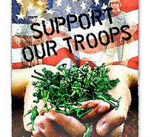 Support Our Troops by ernestine
