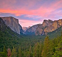 Yosemite Valley Spring by photosbyflood