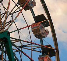 Ferris Wheel by TabithaPayne
