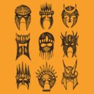 Masks Of Now by PONSHOP