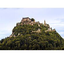 Hochosterwitz Castle Photographic Print