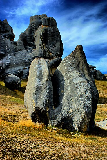 Rock Formations by johngs