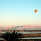 Balloon over the Nile by suz01