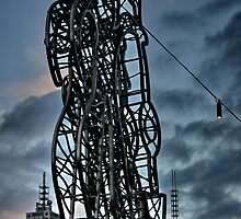industrial art. melbourne cbd, australia by tim buckley   bodhiimages