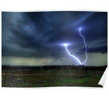 So.......Lightning Does Strike Twice in the Same Spot.... Poster