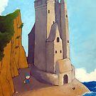 baby castle by Brandon McDonald