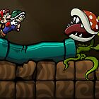 Super Mario Bros 3 by Christopher Toumanian