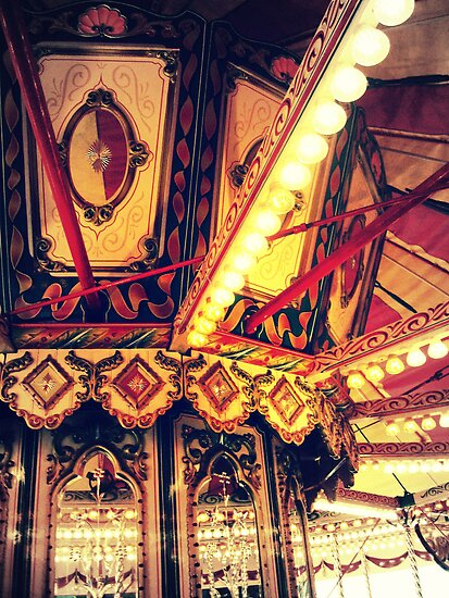 Carousel by Steph Reynolds