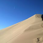 Large Sand Dune by Christopher Toumanian