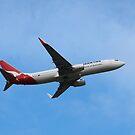 Qantas - Adelaide by Topher Webb