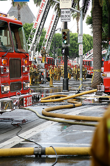 How many firefighters does it take... by Cathy Immordino