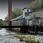 The Old Mill by barkeypf