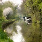 Leek and Caldon canal by Brett Trafford