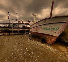 Yakamoz by Brendan Schoon