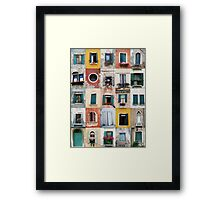 Windows Framed Print