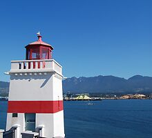 Vancouver Lighthouse by johncox88
