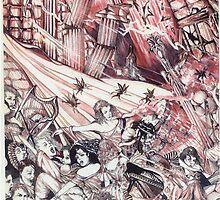A SYMPHONY OF TERROR by John Dicandia  ( JinnDoW )