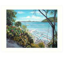 Long Island, Australia Art Print